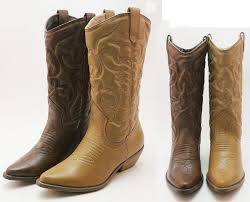 light colored cowgirl boots drop shipping european and american retro western cowboy boots dark