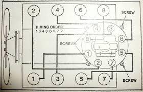 firing order diagram corvetteforum chevrolet corvette forum