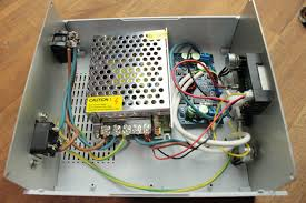 Diy Bench Power Supply Variable Build Your Own Variable Lab Bench Power Supply 4 Steps With