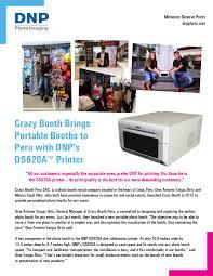 Photo Booth Printer Dnp Case Studies