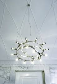 chandelier chandelier dione 550 move brushed general lighting from licht im raum