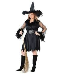feather witch plus size costume costumes