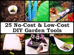 Diy Cozy Home by 25 No Cost Or Low Cost Garden Tools Diy Cozy Home