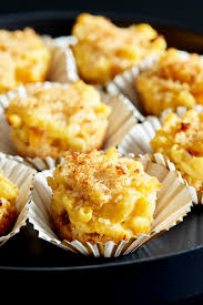 pumpkin macaroni and cheese muffins popsugar food