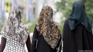 can muslim women wear a headscarf at work in germany germany