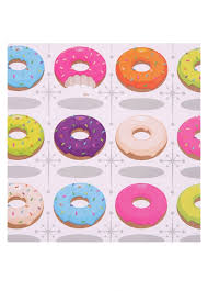 donut wrapping paper donut wrapping paper tag attitude clothing