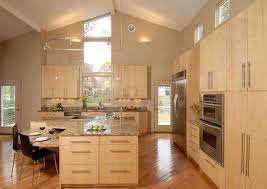 Light Wood Kitchen 15 Contemporary Wooden Kitchen Cabinets Home Design Lover