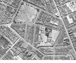 aerial maps marrickville heritage aerial maps of sydney 1943
