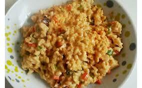 cuisine mexicaine recette recette blé a la mexicaine pas chère et simple cuisine étudiant