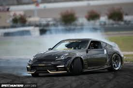 hoonigan nissan just for fun chris forsberg u0027s 370z anything cars the car