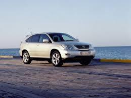 lexus gs330 lexus rx330 2003 2004 2005 2006 suv 2 поколение xu30