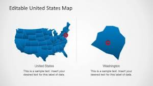 editable us map powerpoint free us map template powerpoint map of
