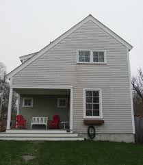 saltbox house with red porch chairs saltbox house with red u2026 flickr
