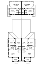 griffin park duplex lot 21 house plan 06732 21 design from