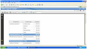 Cognos Sample Resume by How To Filter Before Auto Aggregation And After Aggregation In Cognos
