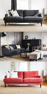 sofa leder ikea stockholm sofa leder best hitta hem september with ikea