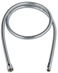 grohe pull out kitchen faucet grohe ladylux pull out spray repair hose 46174000 ferguson
