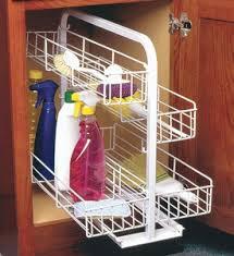Kitchen Sink Cabinet Tray by Best 25 Under Kitchen Sinks Ideas On Pinterest Sink With
