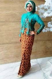 model baju kebaya muslim model baju kebaya muslim modern terbaru 2017 contoh baju kebaya 2017