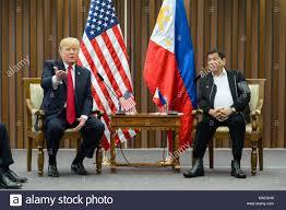 donald trump kw president donald trump and philippine president rodrigo duterte nov