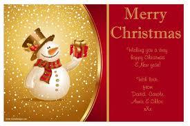 unique unique company christmas card ideas s or by s company