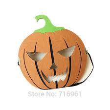 pumpkin mask felt fabric pumpkin mask for men women for party costume