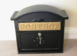 Home Decorator Blogs Deluxe Wall Mount Mailbox U2014 Home Decor Blog Decorative Wall