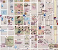 map of philly philly map popout map