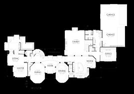 mascord house plan 2416 the morley