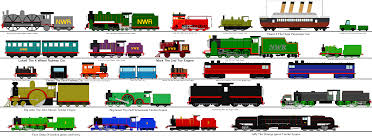 rejected thomas friends characters 6 ultraloco deviantart