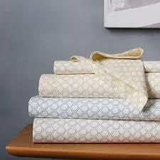 Tan And Black Comforter Sets Modern Bedding West Elm