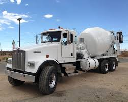 kenworth concrete truck 2002 kenworth w900 mixer truck f f equipment alta loma ca
