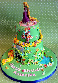 rapunzel birthday cake rapunzel birthday cake cake by cupcakesbylouise cakesdecor
