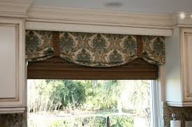 Bamboo Curtains For Windows Very Pretty Is The Shade Behind The Valance A Bamboo Shade