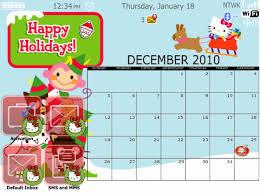 tamtoomilji hello kitty christmas wallpaper