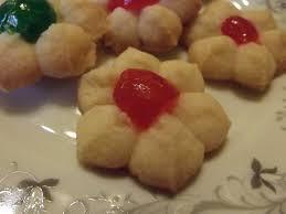 25 days of christmas cookies snowflake press cookies