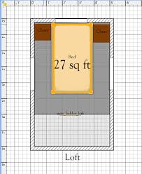 free small house floor plan 5 u0027 x 8 u0027 house plan with features