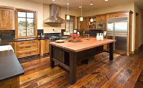 rustic modern kitchen ideas rustic contemporary interior design lovetoknow