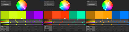 Complementary Colors by How To Use Color To Improve Your Web Design Graphicmama Blog