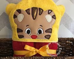 daniel tiger plush toys daniel tiger etsy