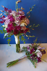 orchid bouquet orchid bouquet lavender bouquet purple bouquet lavender flowers