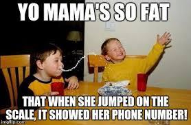 Kid On Phone Meme - yo mamas so fat meme imgflip