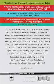 don u0027t lose your mind lose your weight rujuta diwekar
