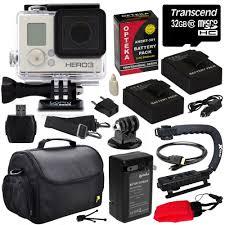 amazon black friday deal gopro silver gopro hero4 silver edition action camcorder walmart com