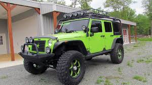 jeep unlimited green 2010 jeep wrangler unlimited s58 harrisburg 2014