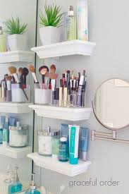 Bathroom Organization Ideas For Small Bathrooms Colors Are You Limited In Storage Space In The Bathroom Maria Combated