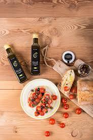 novaro cuisine product photography for olive company olio novaro on behance