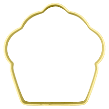 celebrate it cookie cutters find the yellow cupcake cookie cutter by celebrate it at