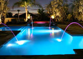 lighting wonderful intellibrite pool light side glow fiber optic