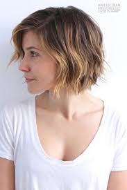 medium length choppy bob hairstyles for women over 40 17 cute choppy bob hairstyles we love styles weekly